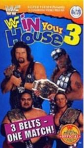 WWE In Your House 3