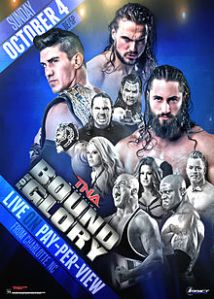 TNA Bound For Glory 2015