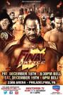 ROH Final Battle 2015Reaction