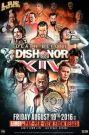 ROH Death Before Dishonor XIVReaction