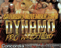 "Dynamo Pro Wrestling Brings ""Thanksgiving Turmoil"" To The Concordia-Turners Gymnasium"